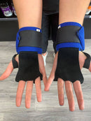 Pull-up Hand Grips with Wrist Support