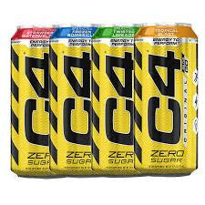 C4 Cans