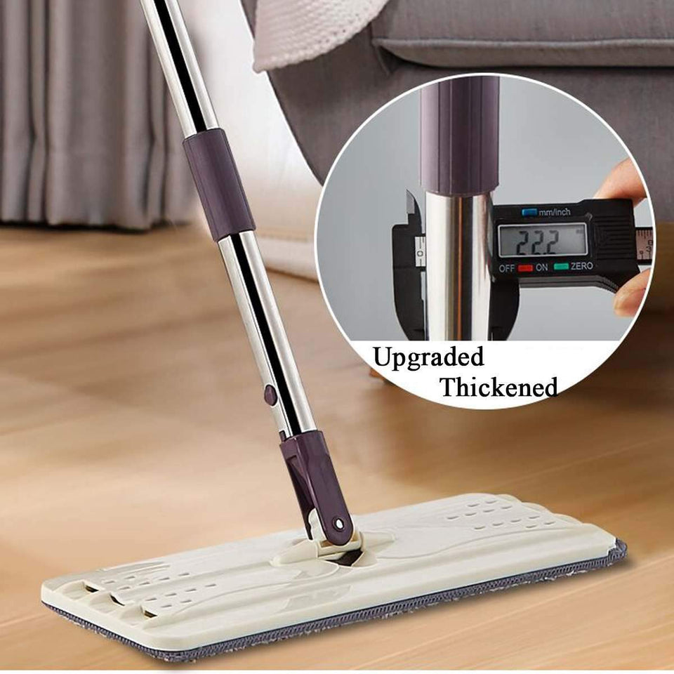 4-in-1 Multi-functional Hands-Free Mop - 1StopShop