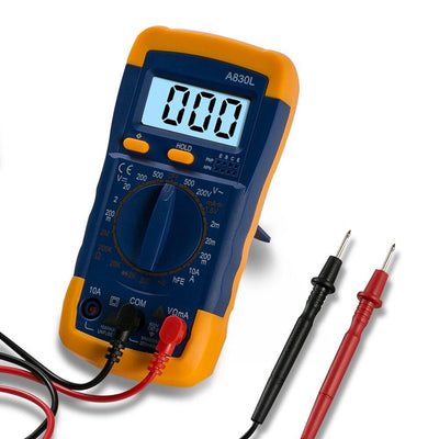 A830L Digital Multimeter - 1StopShop