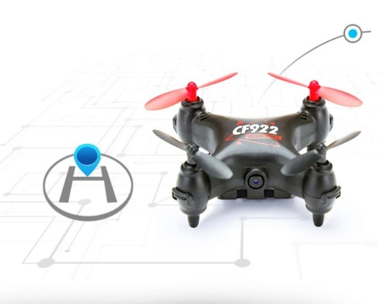 BRUSHLESS MINI DRONE - 1StopShop