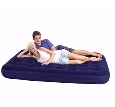 Comfort Quest Inflatable Bed (Single & Double Size) - 1StopShop