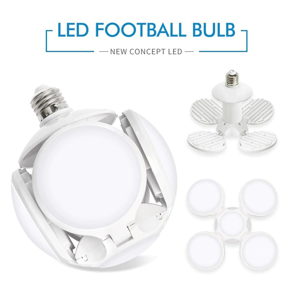 Foldable Energy-Saving Lightbulb - 1StopShop