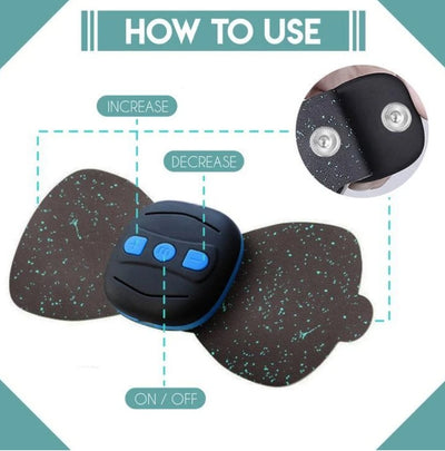 Portable Mini Cervical Massager - 1StopShop