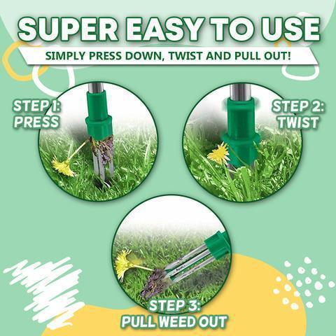 Standing Weed & Root Puller - 1StopShop