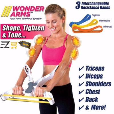 Wonder Arms Workout System - 1StopShop
