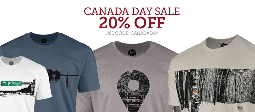 Canada Day Sale - 20% OFF
