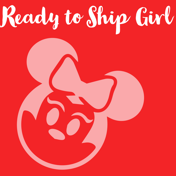 Ready to Ship - GIRLS