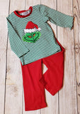 Grinch Applique Collection