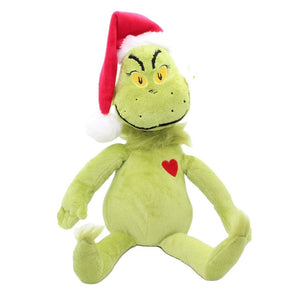 Grinch Plush - ETA mid November
