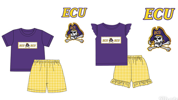 ECU Applique Sets - ETA late May