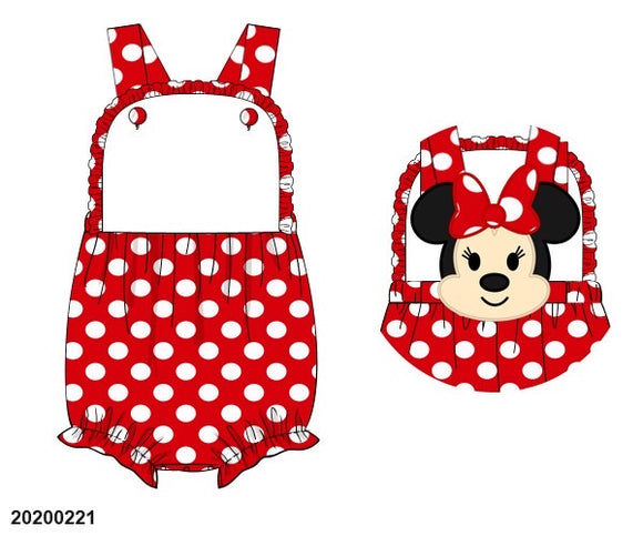 Minnie Back Bubble PO7 - ETA early June