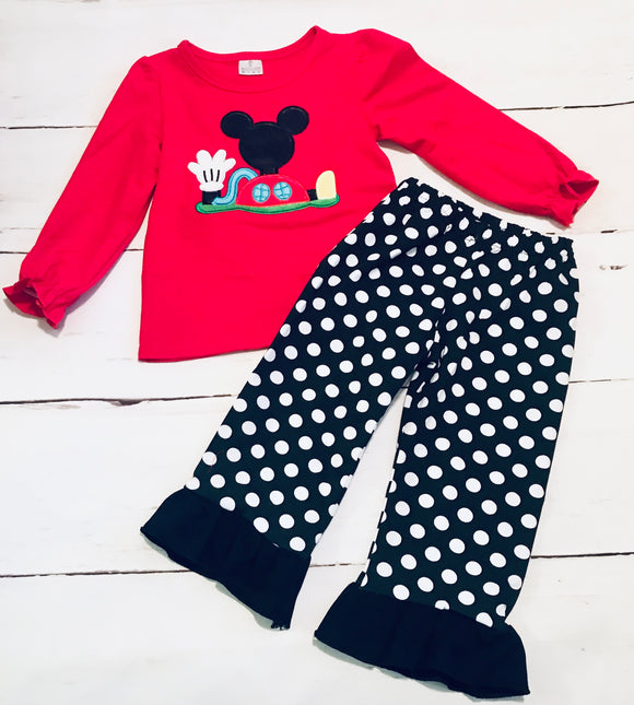 Mickey Mouse Clubhouse Girl Set