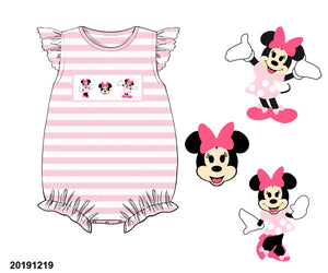 Minnie Smocked Bubble - ETA early April