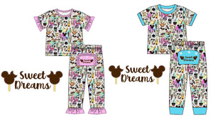 Sweet Dreams Pajamas - ETA early May