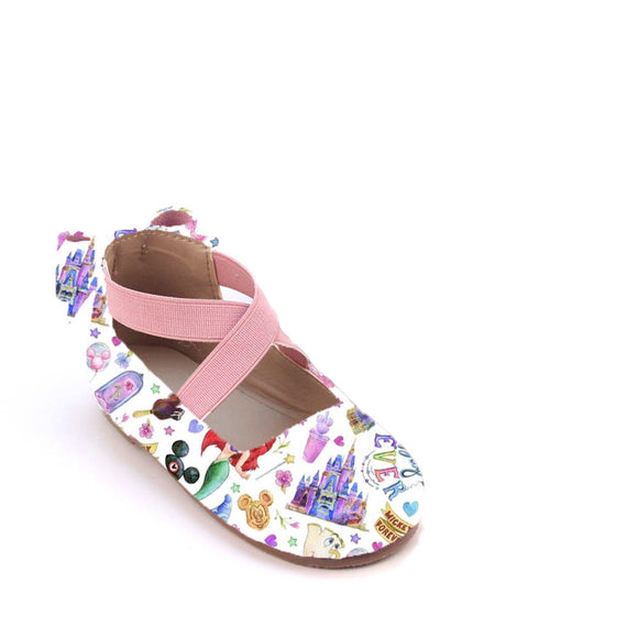 Disney Mashup Ballet Flats EXTRAS - ETA late April