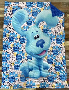 Blues Clues Blanket