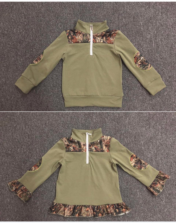 Camo Pullovers - ETA mid January