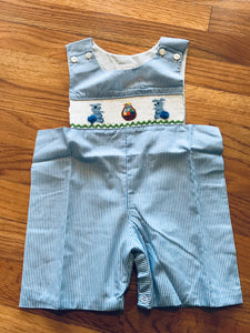 Easter Smocked JonJon