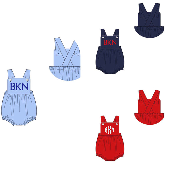 Boy Sunsuits
