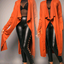 Load image into Gallery viewer, Sweet Orange Cardigan - Yummiflavors Boutique