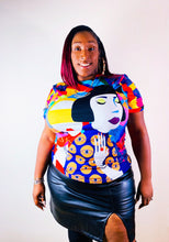 Load image into Gallery viewer, Geisha Plus Tee - Yummiflavors Boutique