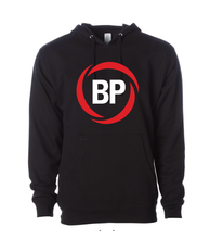 Load image into Gallery viewer, BP Stamp Logo Hoodie