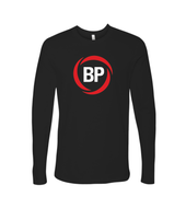 Men's BP Stamp Logo LS Shirt