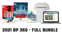Load image into Gallery viewer, Baseball Prospectus 360 - 2021, Full