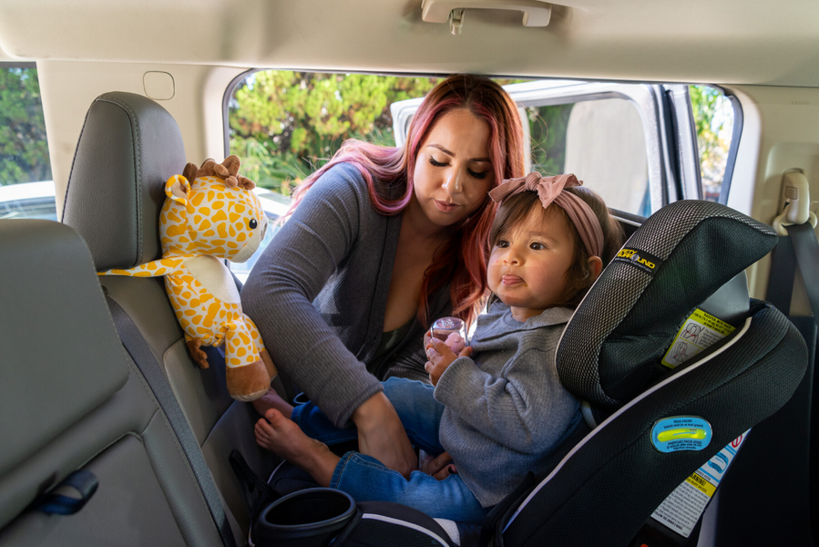 How to Stay a Step Ahead: What Your Car Needs for Baby's Safety