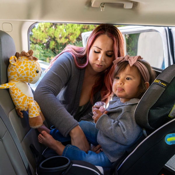 Car Seat Safety: When NOT to Use the LATCH Anchors