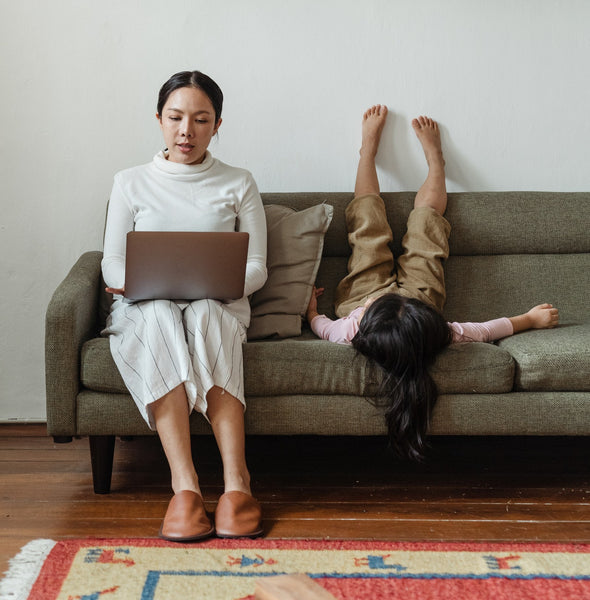 Tips for Finding Balance When You Work from Home