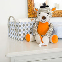 Load image into Gallery viewer, LIMITED EDITION zooby kin Car Baby Monitor- Zachary Zebra - infanttech