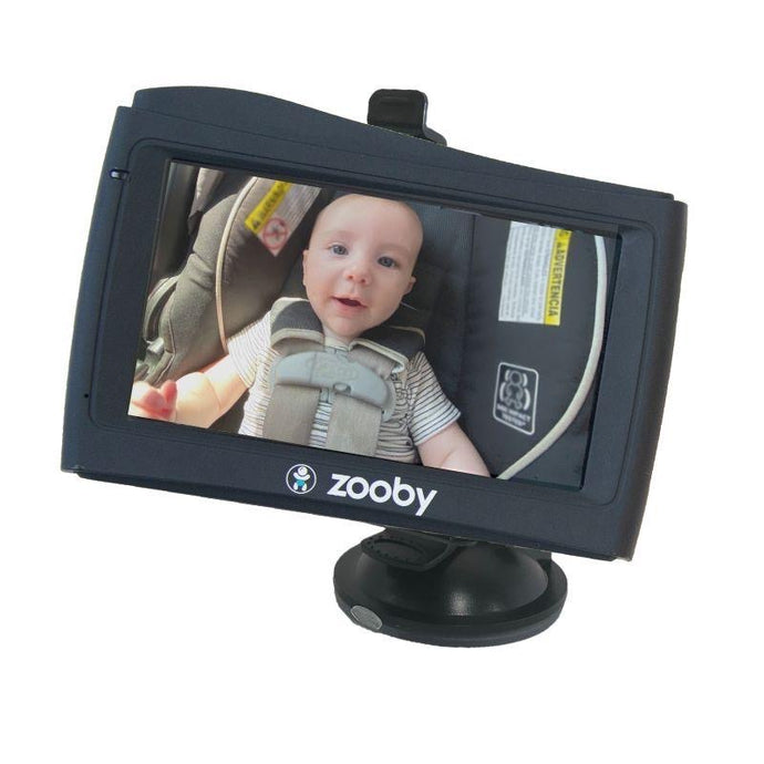 "Replacement Original Zooby and Always In View 4.3"" Monitor + Bracket - infanttech"