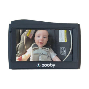 "Replacement Monitor and Bracket for Original zooby 4.3"" and Always In View 4.3"" (NOT ZOOBY KIN) - infanttech"
