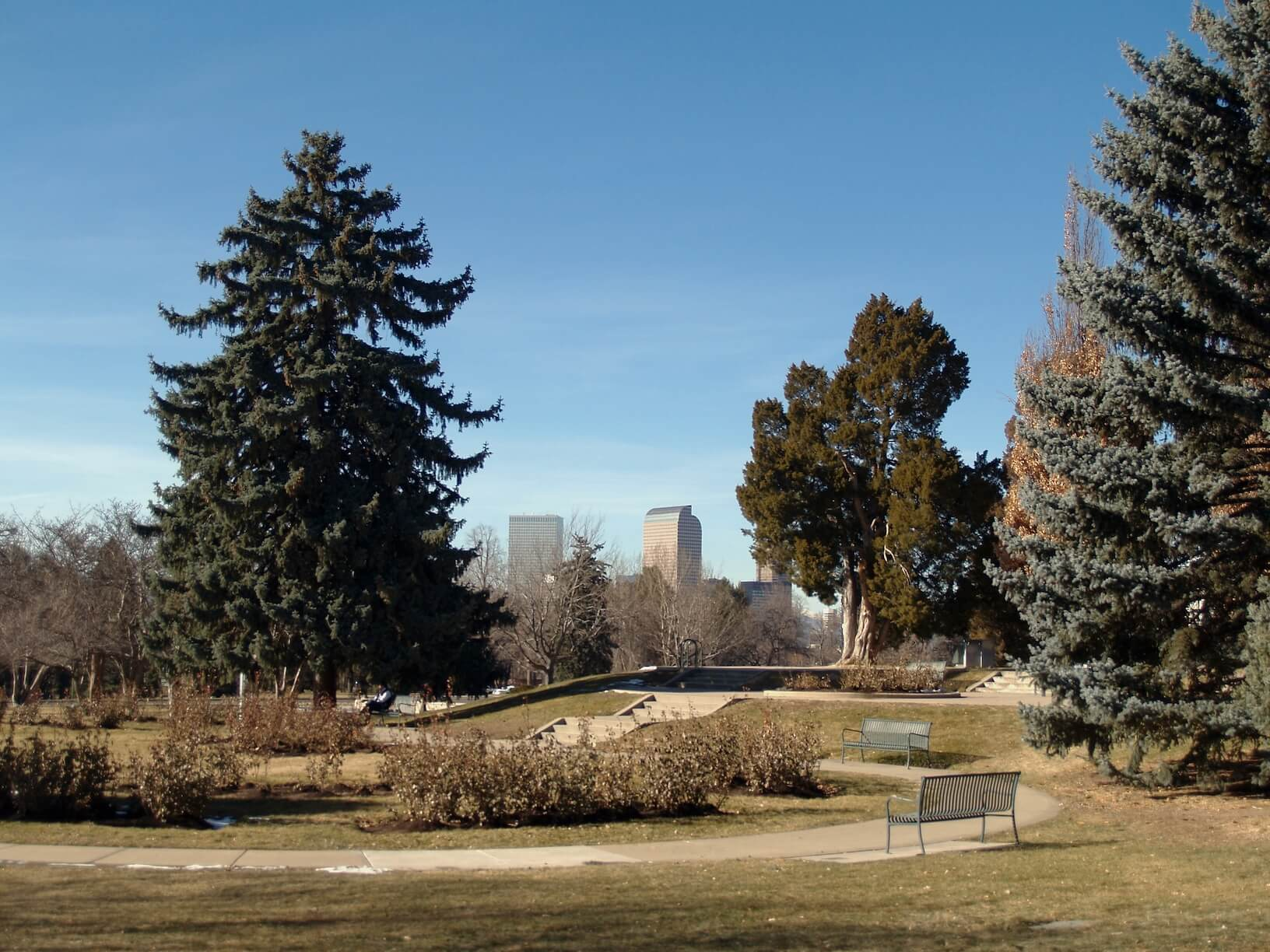 Cheesman Park in Denver