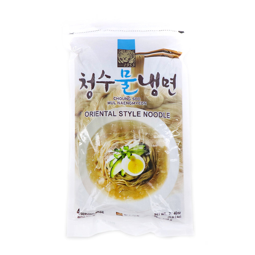 CHOUNG SOO Mul NaengMyeon Oriental Style Noodle 25.4oz (720g)