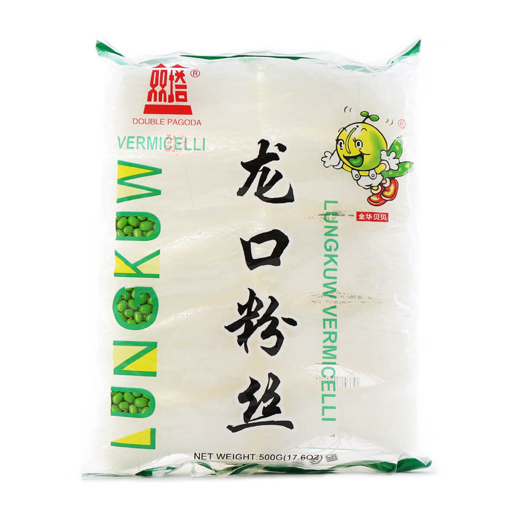 DOUBLE PAGODA Lungkuw Vermicelli 500g (17.6oz)