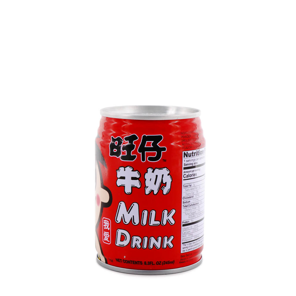 WANT-WANT Milk Drink 8.3fl.oz (245ml)