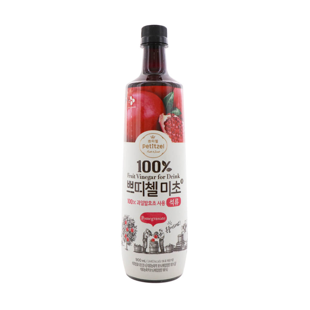 CJ Petitzel Fruit Vinegar for Drink Pomegranate 900ml