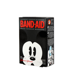 JOHNSON&JOHNSON Band-Aid Kids Mickey Mouse 20 Assorted Sizes