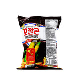 Lotte Popping Corn Chips Grilled Corn 2.53oz (72g)