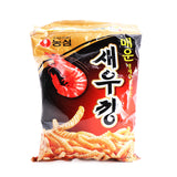 Nongshim Shrimp Cracker Spicy Flavor Big Size 14.10oz (400g)