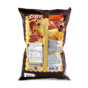 ORION Swing Chip Ganjang (Soysauce) Chicken 124g
