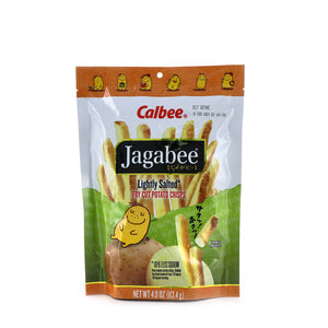 CALBEE Jagabee Lightly Salted 4.0oz (113.4g)