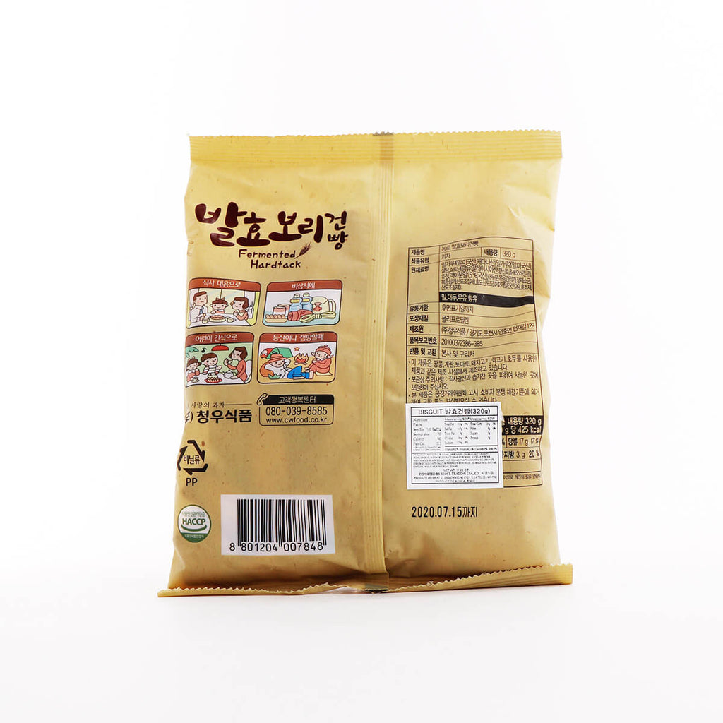 CW Fermented Hardtack 11.28oz(320g) - Asian Mart