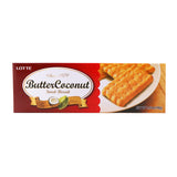 LOTTE Butter Coconut Sweet Biscuit 3.53oz (100g)