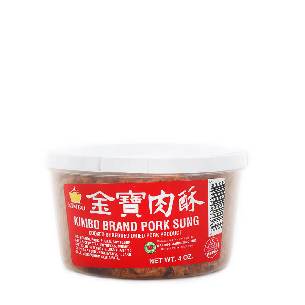 KIMBO Pork Sung 4oz