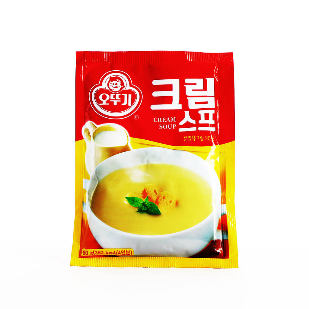 OTTOGI Soup Mix in Pack Cream Soup Mix 2.82oz(80g) - Asian Mart