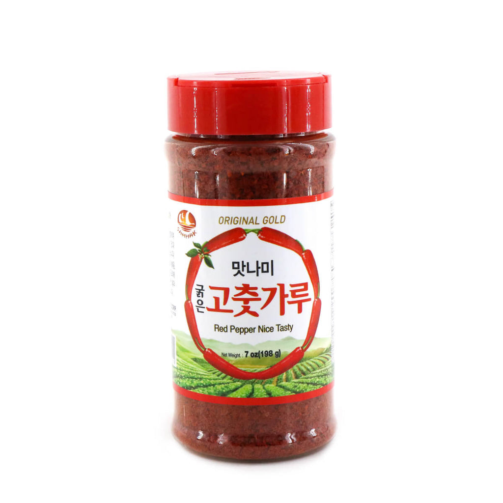 SAMHAK Red Pepper Nice Tasty 7oz (198g)